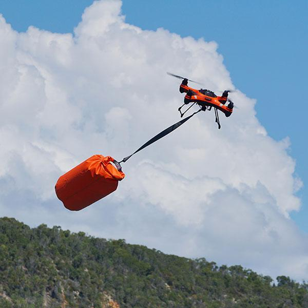 Drones For Search & Rescue Missions